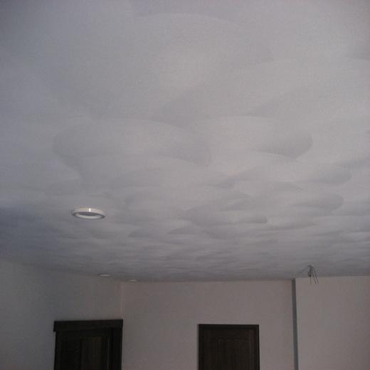 Schuurwerk plafond